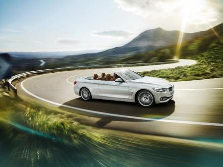 BMW 4 Cabrio – portal motoryzacyjny www.kochamyauta.pl źródło – materiały prasowe
