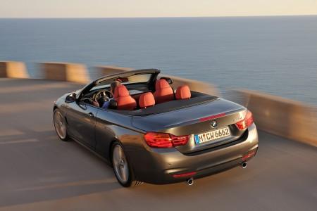 BMW 4 Cabrio, samochody, prezentacje, portal motoryzacyjny, auta, moto nowości