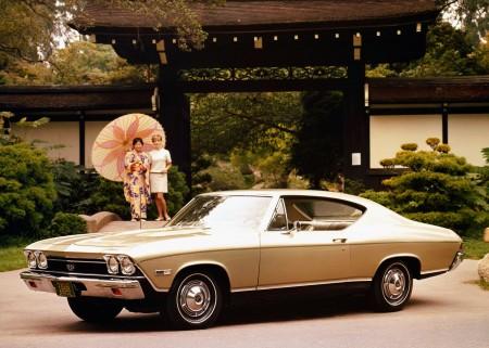 Chevrolet Malibu 1968 - www.kochamyauta.pl - źródło materiały prasowe