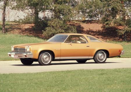 Chevrolet Malibu 1973 - www.kochamyauta.pl - źródło materiały prasowe