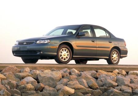 Chevrolet Malibu 1997 - www.kochamyauta.pl - źródło materiały prasowe