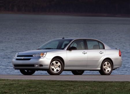 Chevrolet Malibu 2004 - www.kochamyauta.pl - źródło materiały prasowe