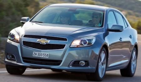 Chevrolet Malibu 2014 - www.kochamyauta.pl - źródło materiały prasowe