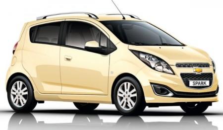 portal motoryzacyjnyc, samochody, moto testy, Chevrolet Spark