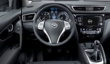 Nissan Qahqai
