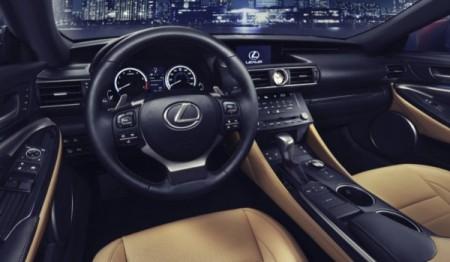 Lexus Coupe RC