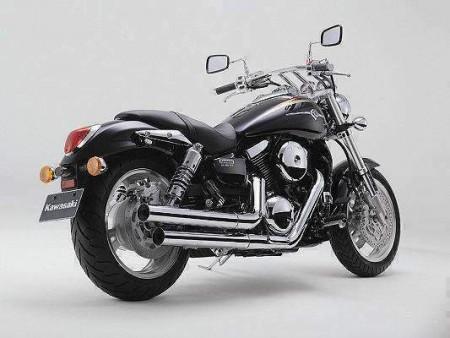 Kawasaki VN1500 Mean Streak